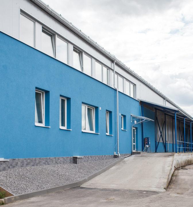 Rekonštrukcia fasády, Prievidza