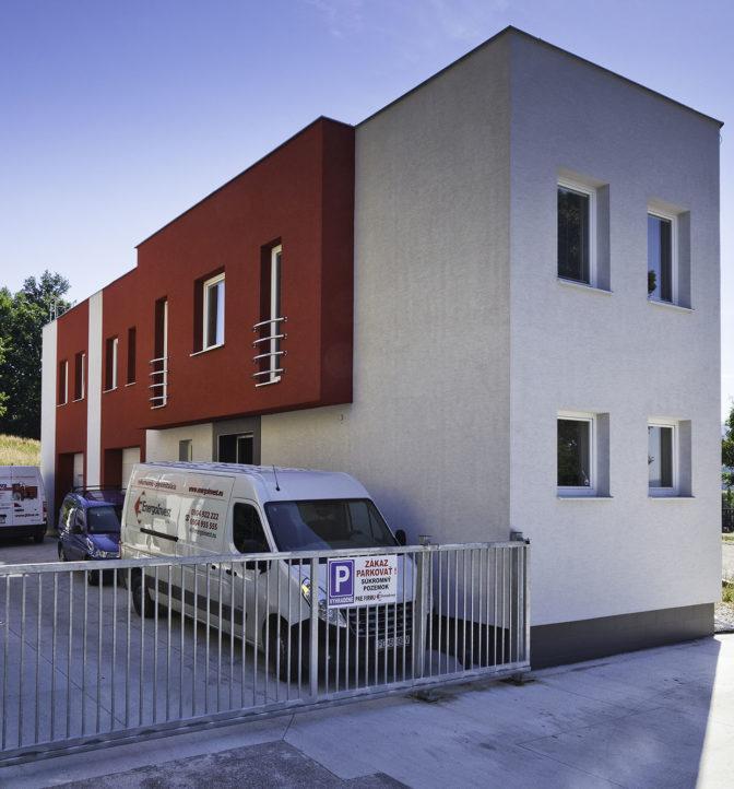 Prevádzková budova Energoinvest s.r.o., Prievidza