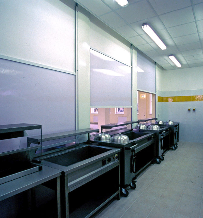 Rekonštrukcia objektov priemyselného areálu GEOX, Prievidza