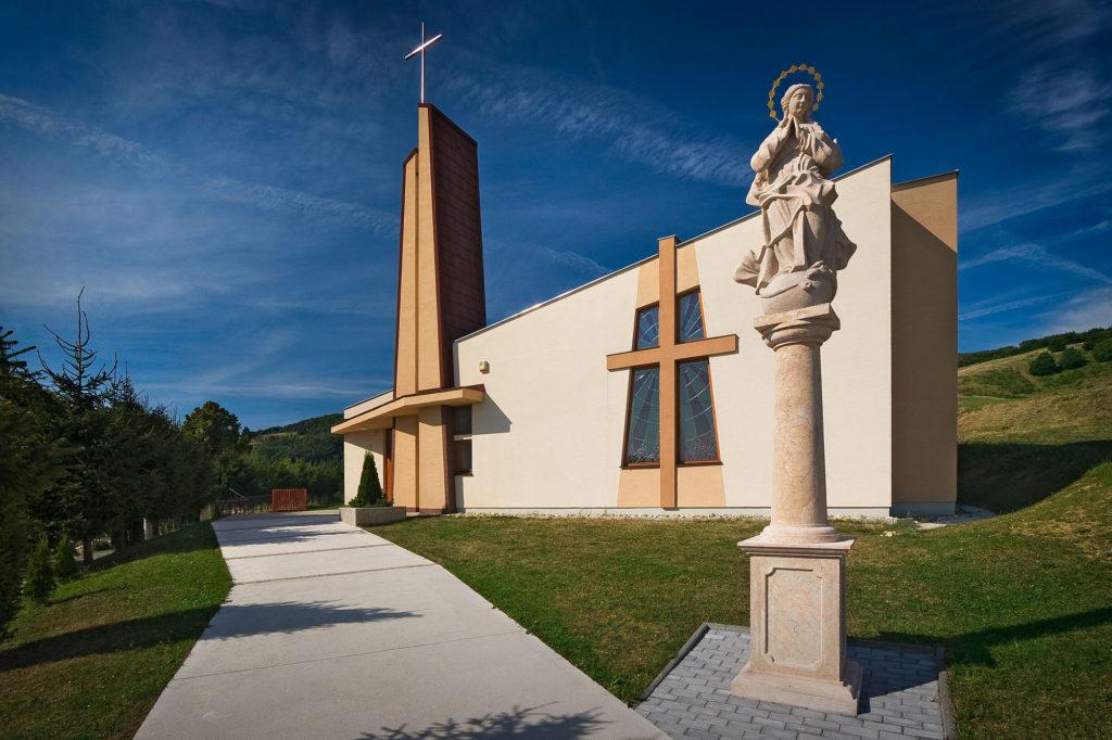 RK kostol Šútovce