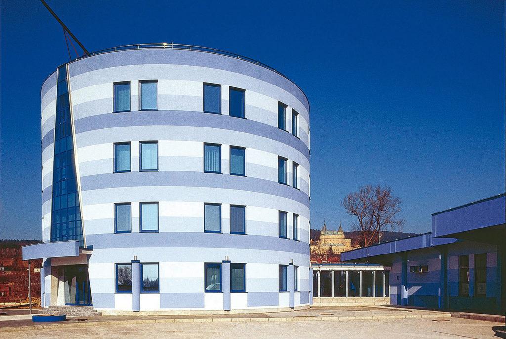 Administratívna budova Unipharma Prievidza