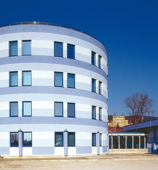 Administratívna budova, Prievidza