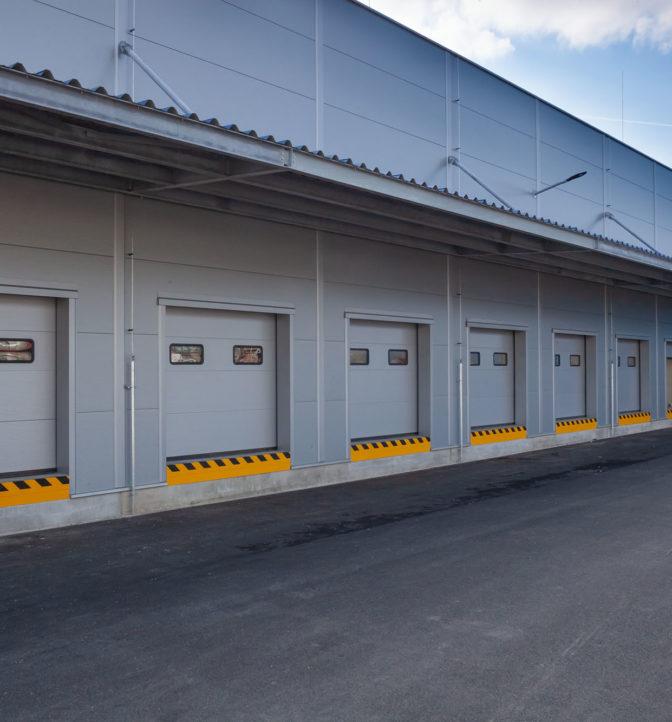 Logistické centrum Lieskovec