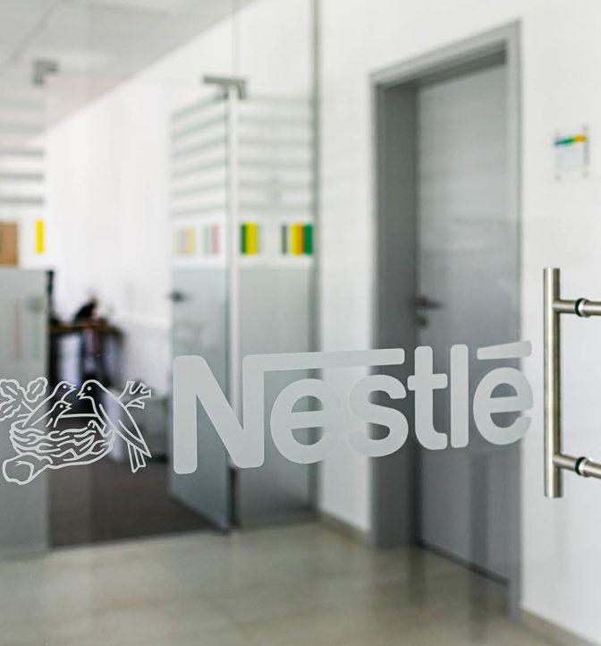 Rekonštrukcia Nestlé